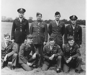 Engineering Personnel of the 379th BG.